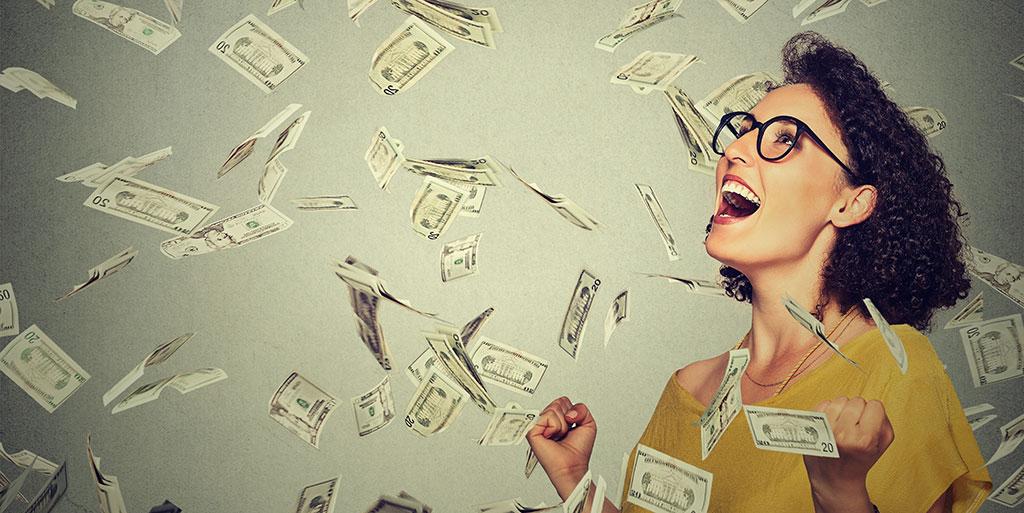 ¿Qué aporta más felicidad, el sexo o el dinero?